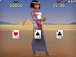 pyramiden solitaire